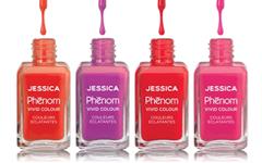 Лак для ногтей Jessica Phēnom