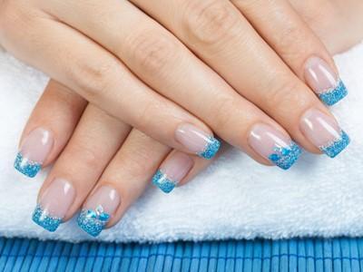 Дизайн материалы для ногтей
