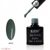 Гель лак Bluesky 80570 (светло-оливковый)