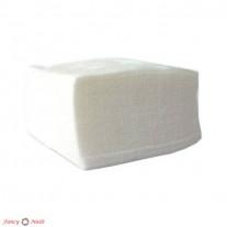 Салфетки безворсовые для маникюра - 10х10 см