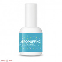 Aeropuffing No-Cleanse Matte LED Top Coat