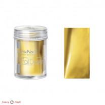 ruNail Фольга для ногтей - золотая