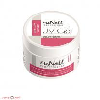 ruNail One Step Dust Free UV Gel - Clear - 15 г