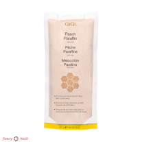 GiGi Peach Paraffin, 453 г
