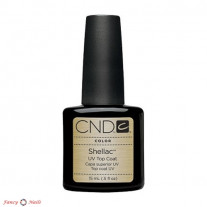 CND Shellac Top Coat, 15 мл
