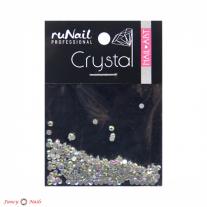 ruNail Стразы голографические 1.5 мм