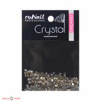 ruNail Стразы 2 мм, цвет шампань