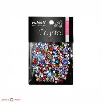 ruNail Набор страз разных цветов - Mix 1
