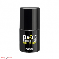 ruNail Elastic Rubber Top Non Sticky
