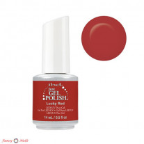Ibd Just Gel Polish Lucky Red