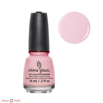 China Glaze Go-Go Pink