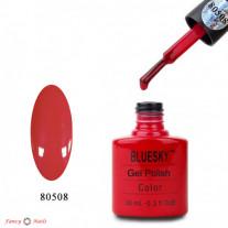 Гель лак Bluesky 80508 (красный)
