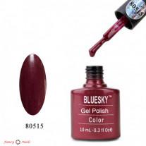 Гель лак Bluesky 80515 (вишневый)