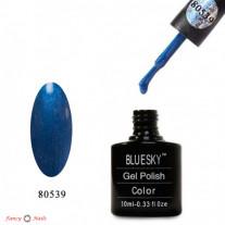 Гель лак Bluesky 80539 (синий)
