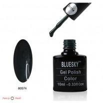 Гель лак Bluesky 80574 (темно-зеленый)
