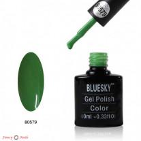 Гель лак Bluesky 80579 (ярко-зеленый)