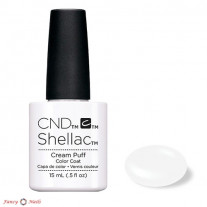 CND Shellac Cream Puff, 15 мл