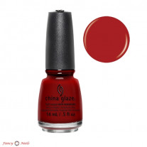 China Glaze China Rouge
