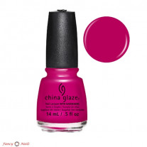China Glaze In The Near Fuschia