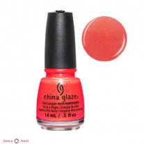 China Glaze Papa Don't Peach
