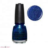 China Glaze Blue-Ya!