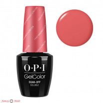 OPI GelColor T30 I Eat Mainely Lobster