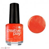CND Creative Play 421 Orange You Curious