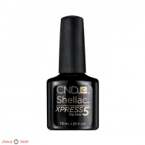 CND Shellac Xpress5 Top Coat, 7.3 мл