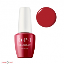 OPI GelColor Red Hot Rio