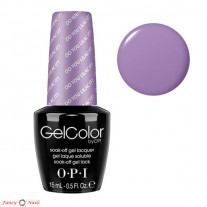 OPI GelColor B29 Do You Lilac It?