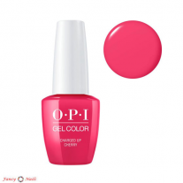 OPI GelColor Charged Up Cherry