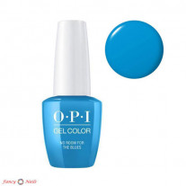 OPI GelColor No Room For The Blues