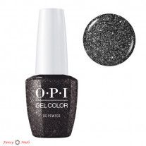 OPI GelColor DS Pewter
