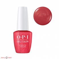 OPI GelColor Go With The Lava Flow