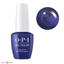 OPI GelColor Turn On The Northern Lights!