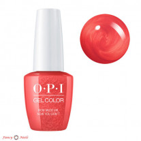 OPI GelColor Now Museum, Now You Don't