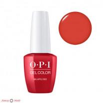 OPI GelColor Big Apple Red