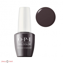 OPI GelColor How Great Is Your Dane