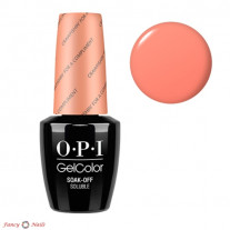 OPI GelColor N58 Crawfishin' For A Compliment
