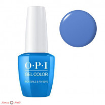 OPI GelColor Rich Girls & Po-Boys