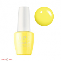 OPI GelColor PUMP Up The Volume