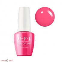OPI GelColor V-I-Pink Passes