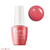 """OPI GelColor My Address Is """"Hollywood"""""""