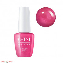OPI GelColor Cha-Ching Cherry