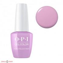 OPI GelColor Purple Palazzo Pants