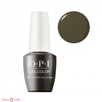 OPI GelColor Suzi - The First Lady Of Nails