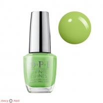 OPI Infinite Shine To The Finish Lime!