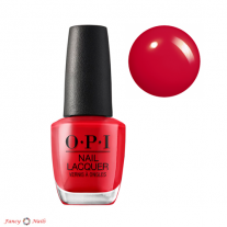 OPI Red Heads Ahead