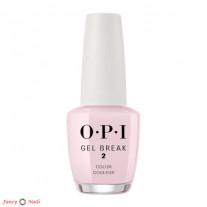 OPI Gel Break 2 Properly Pink