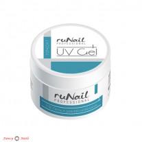 ruNail UV Top Coat Gel, 15 г